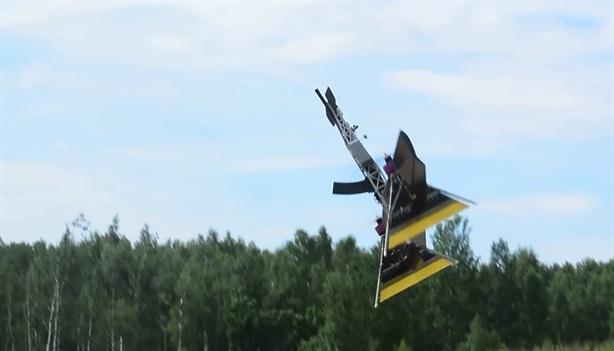 Nga thử thành công khẩu Ak-47 biết bay