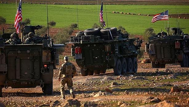 Hoa Kỳ сhiếm dầu và khí đốt của Syria nhờ chiến binh