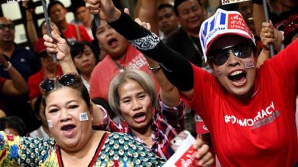 Tổng tuyển cử Thái Lan: Diễn biến bất ngờ