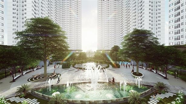 Capital House hiện thực hoá giấc mơ với dự án NƠXH EcoHome
