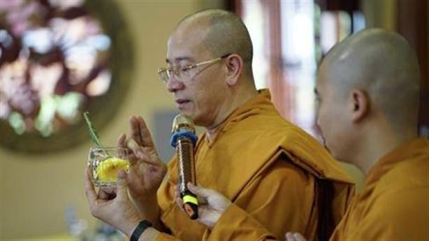 Đại đức Thích Trúc Thái Minh sẽ được giáo giới ra sao?