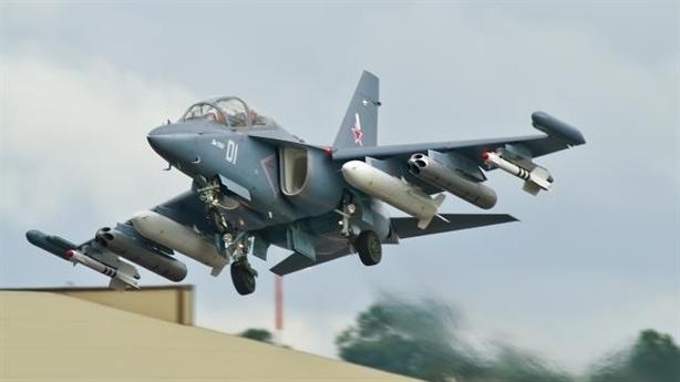 Irkut: Nga đang đàm phán với Việt Nam về Yak-130