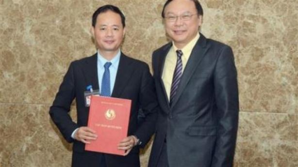 Em trai Bộ trưởng TN-MT làm Tổng cục trưởng lên tiếng