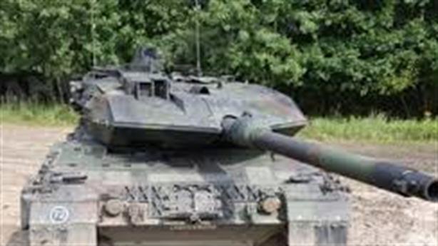 Tính toán mới của Đức với lực lượng xe tăng