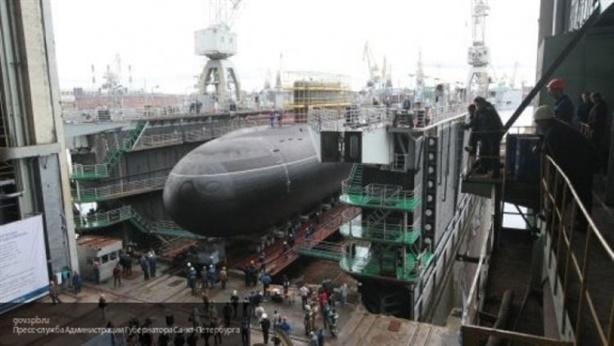 Sự kiện trọng đại của hạm đội Thái Bình Dương Nga