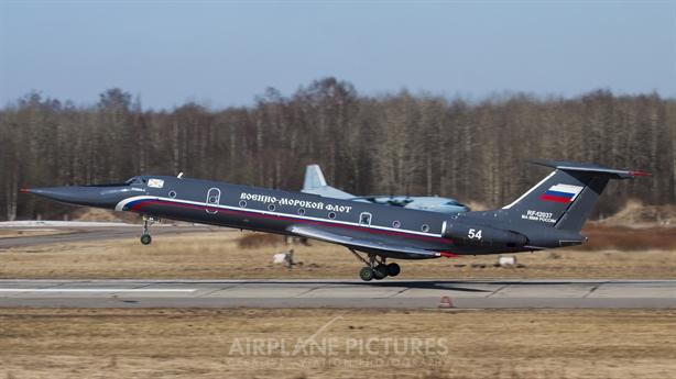 Tu-134UBL Nga trở lại bầu trời sau khi được Belarus nâng cấp