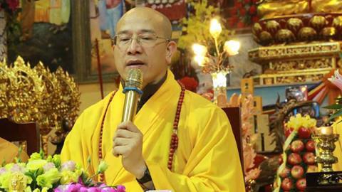 Trụ trì chùa Ba Vàng xin lỗi, không nhắc tiền cúng vong
