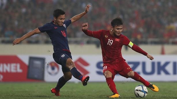 Giấc mơ World Cup của Việt Nam bắt đầu từ King's Cup?