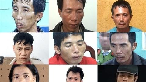 Vợ nghi phạm thứ 9 vụ nữ sinh giao gà bị bắt
