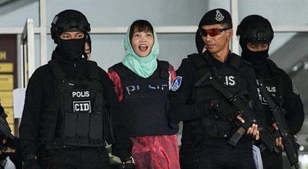Đoàn Thị Hương nhận mức án 3 năm 4 tháng tù giam