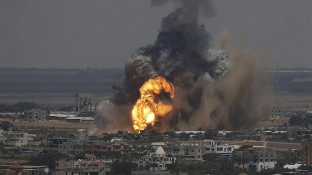 Israel tiếp tục hứng trọn màn tấn công rocket từ Gaza
