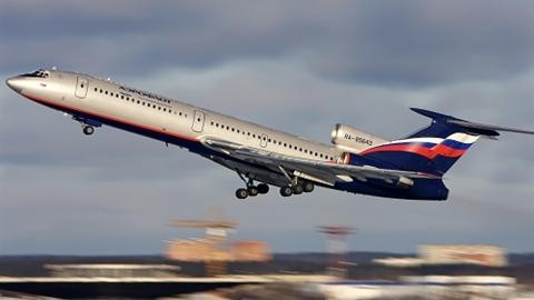 Tu-154M của Nga trinh sát Vùng 51 tuyệt mật của Mỹ