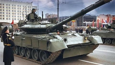 NATO giật mình khi Nga nhận số lượng lớn T-80 nâng cấp