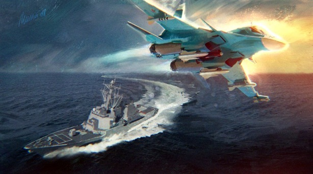 Hạm đội NATO sẽ tiến vào Biển Đen?
