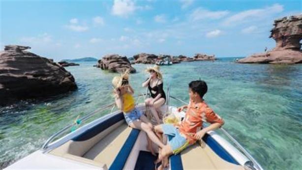 Book vé bay về Nam Đảo,để check-in thiên đường Hòn Thơm