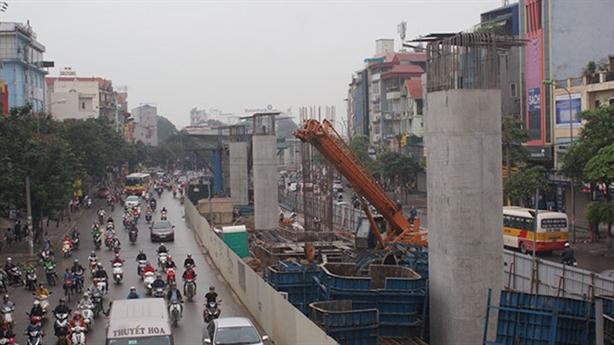 Nhà thầu đường sắt đòi Hà Nội bồi thường 81 triệu USD