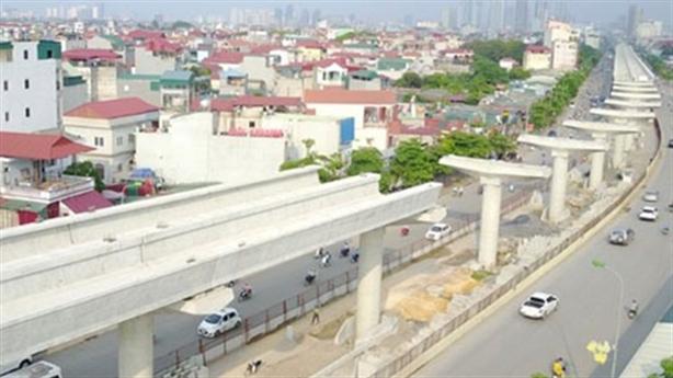 Nhà thầu đường sắt Hà Nội đòi bồi thường 81 triệu USD