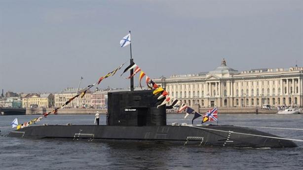Varshillesanka và Kalina - Sức mạnh khủng tàu ngầm thế hệ 5