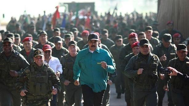 Mỹ dùng bài cũ, Venezuela tuyên bố sẵn sàng chống trả