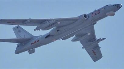 Trung Quốc triển khai biến thể diệt hạm của H-6