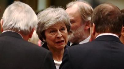 Đường cùng Brexit: Bà May tìm ủng hộ từ Đảng đối lập