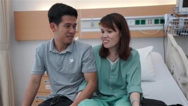 Ghép tim nhân tạo cho bệnh nhân suy tim giai đoạn cuối