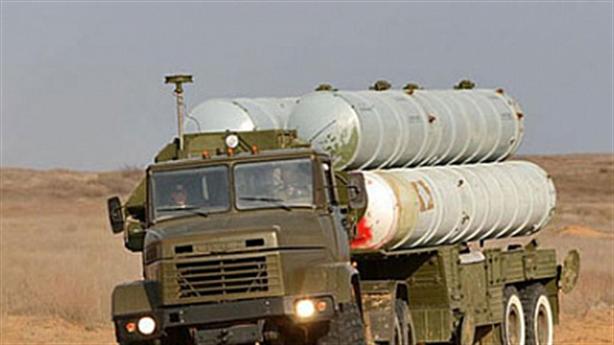 S-300 của Syria không thể bắn máy bay Israel