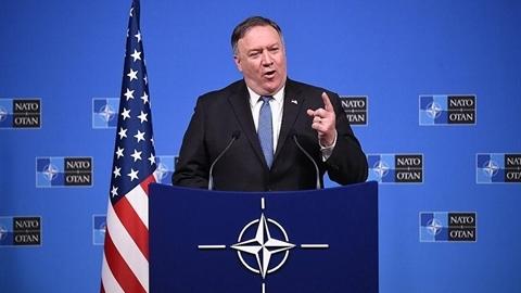 Mỹ tìm cách gọi bạn cũ NATO vào cuộc chơi mới Venezuela