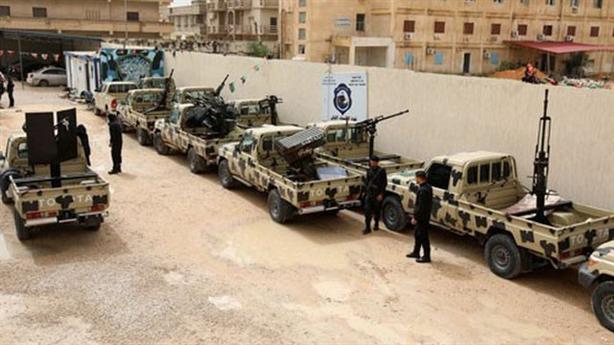 Thủ đô Libya sắp sụp đổ, tan tành kế hoạch phương Tây?