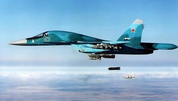 Chiến sự Syria: Trong một tuần Nga hai lần đánh lớn