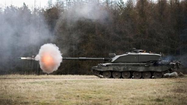 Vũ khí Nga khiến siêu tăng Anh gục Ngã