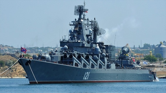 Nga điều Hạm đội Biển Đen giám sát NATO tập trận