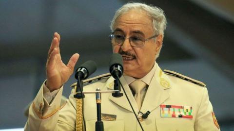 Giật mình Libya khi người của Mỹ đánh người thân Mỹ