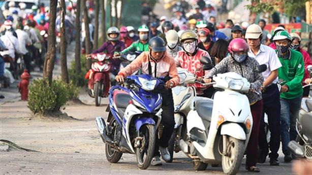Ông Nguyễn Đức Chung: Cấm xe máy là ý kiến cá nhân