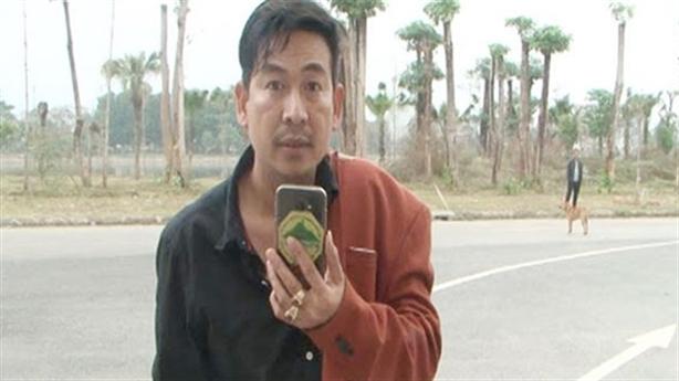 Trùm 'thánh chửi' CSGT Trần Đình Sang bị bắt