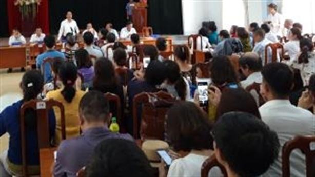 Vụ dân mua đất Bách Đạt An: Chủ tịch tỉnh nói rõ