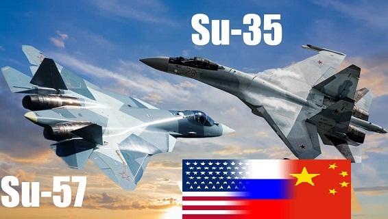 Trung Quốc mua cả Su-35, Su-57 Nga: Điều gì đang xảy ra?