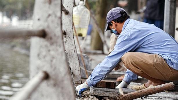 Hà Nội tiếp tục lát đá vỉa hè: Bài học cũ