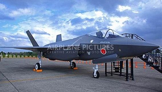 Siêu tiêm kích F-35A 'tàng hình' dưới Thái Bình Dương