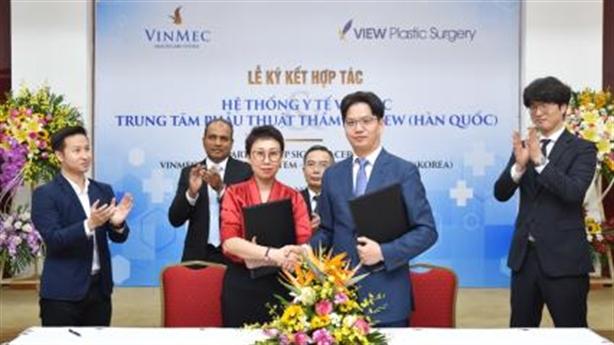 Thương hiệu phẫu thuật thẩm mỹ hàng đầu Hàn Quốc đến VN