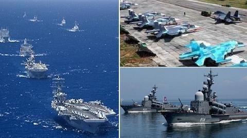 Mỹ chuẩn bị tấn công vào cảng Syria ở Latakia?