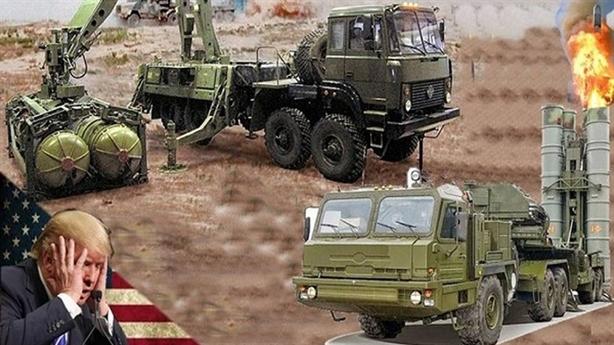 Lộ mục tiêu đầu tiên được S-500 bảo vệ