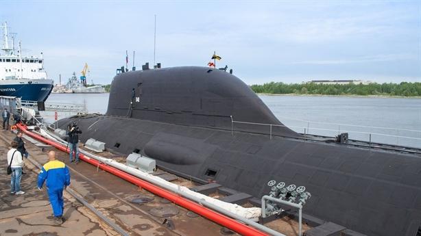 Tàu ngầm Belgorod mang được mang nhiêu siêu ngư lôi hạt nhân?