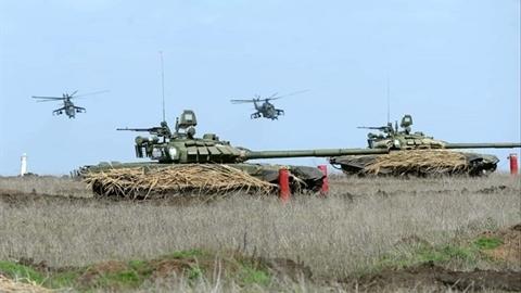 Quân đội Nga nhận số lượng lớn vũ khí trang bị mới