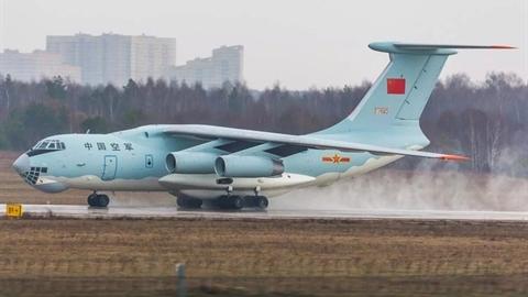 Điểm yếu của Y-20 khiến Trung Quốc buộc phải mua Il-76 cũ