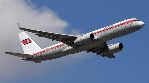 Triều Tiên muốn mua máy bay Nga: Không ngại Mỹ trừng phạt