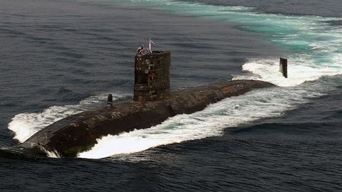 Tàu ngầm Anh không thể theo dõi Nga vì lỗi khó tin