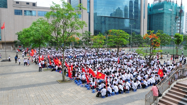 Tuyển sinh trường chuyên Hà Nội: Lo chạy...từ tiểu học?