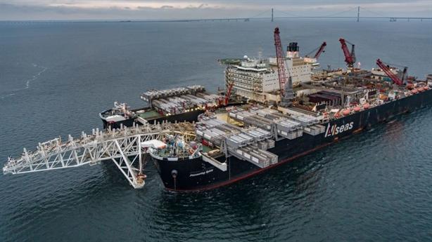 Đan Mạch trì hoãn Nord Stream-2 vì đâu?