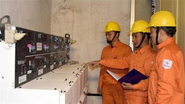 Đảm bảo cung cấp điện phục vụ dịp Giỗ Tổ Hùng Vương